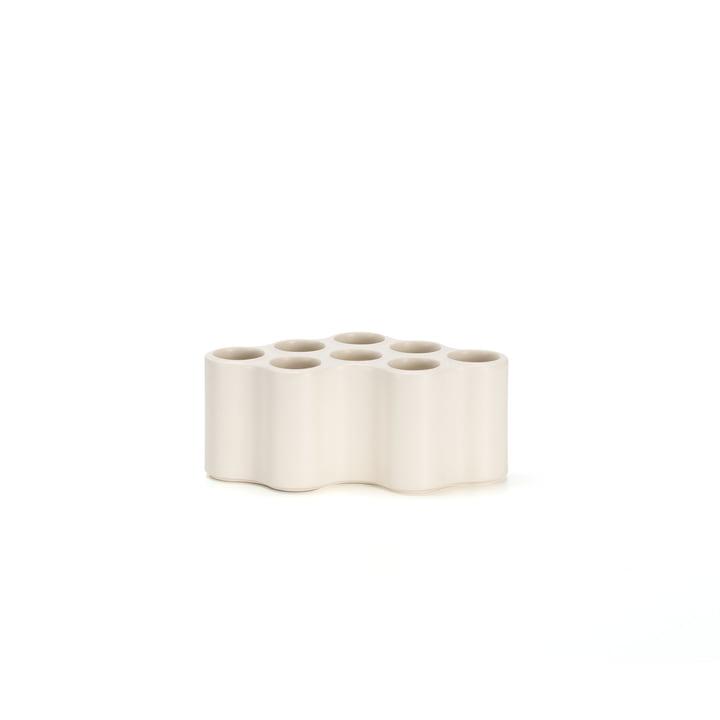 Vitra - Nuage Ceramic Vase, S in White