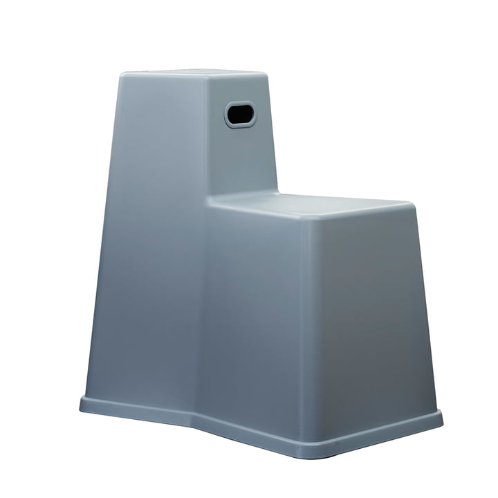 The Vitra - Stool Tool in Light Grey