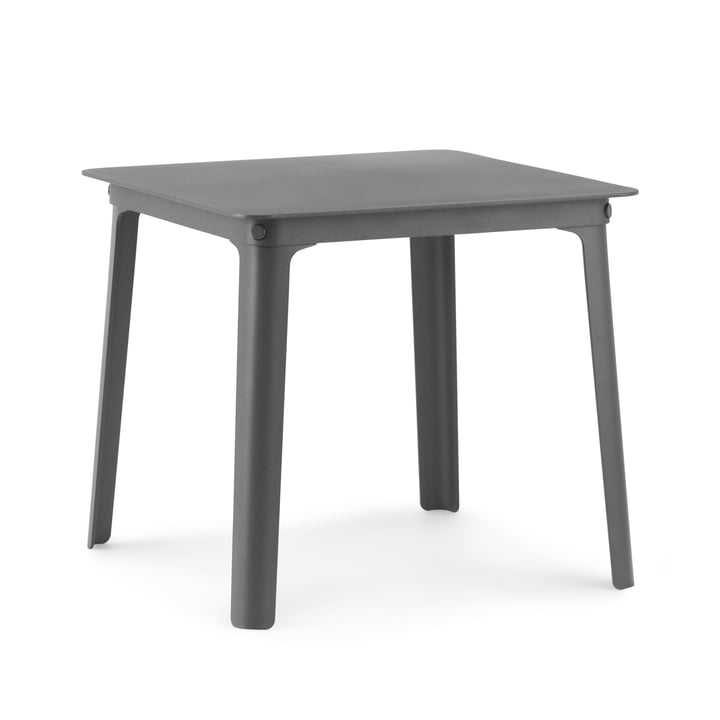 Normann Copenhagen - Steady Table, 45 x 45 x H 38 cm in graphite