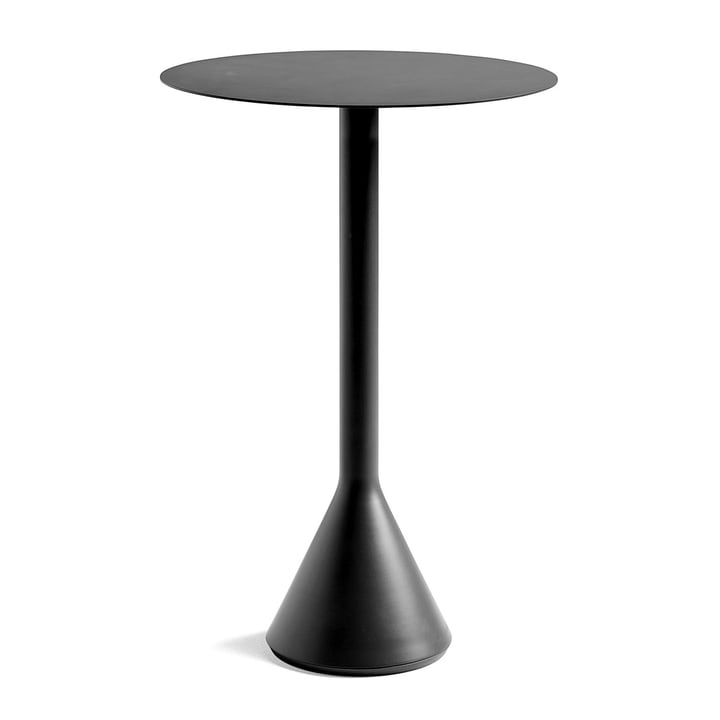 Hay - Palissade Cone Table Ø 60 x H 105 cm, anthracite