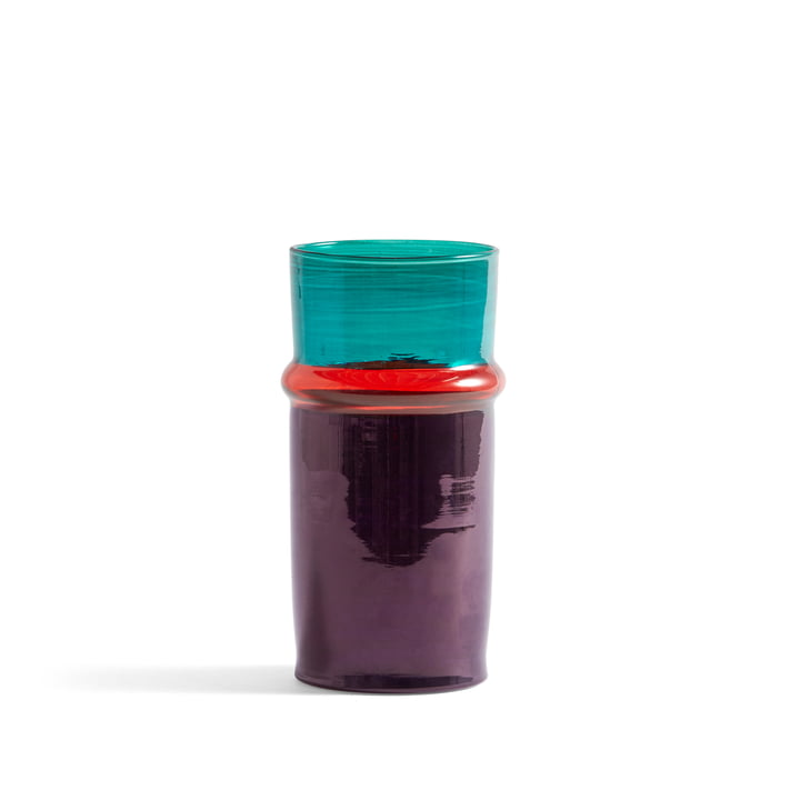 Hay - Moroccan Vase L, purple