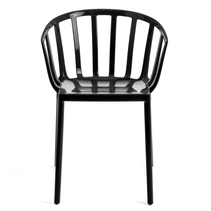 The Kartell - Venice chair in black