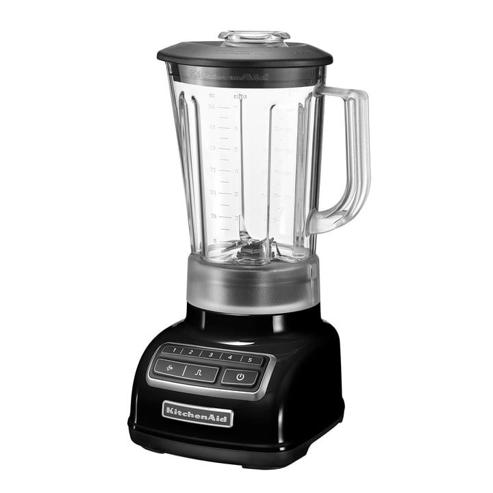 KitchenAid - Classic Blender with 5 Speeds, black