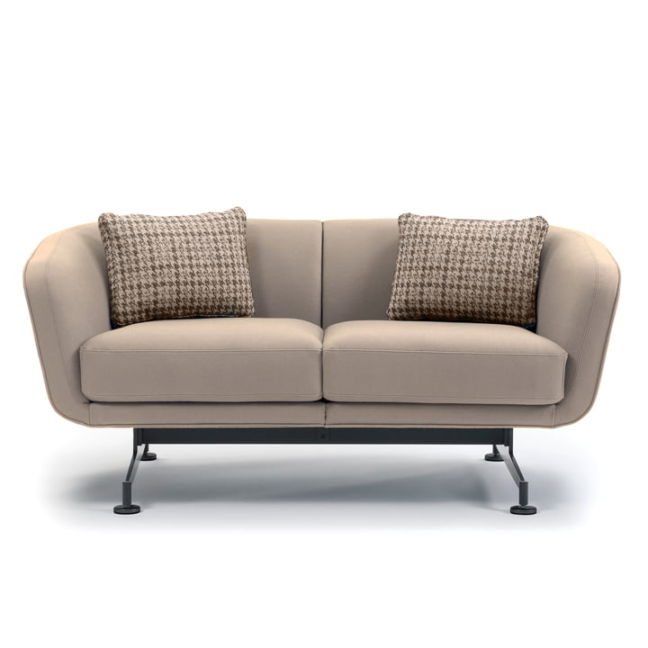 The Kartell - Betty Boop 2 Seater Sofa in Beige