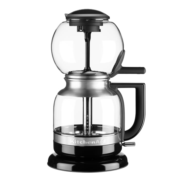 KitchenAid - Artisan Siphon Coffee Brewer, black onyx