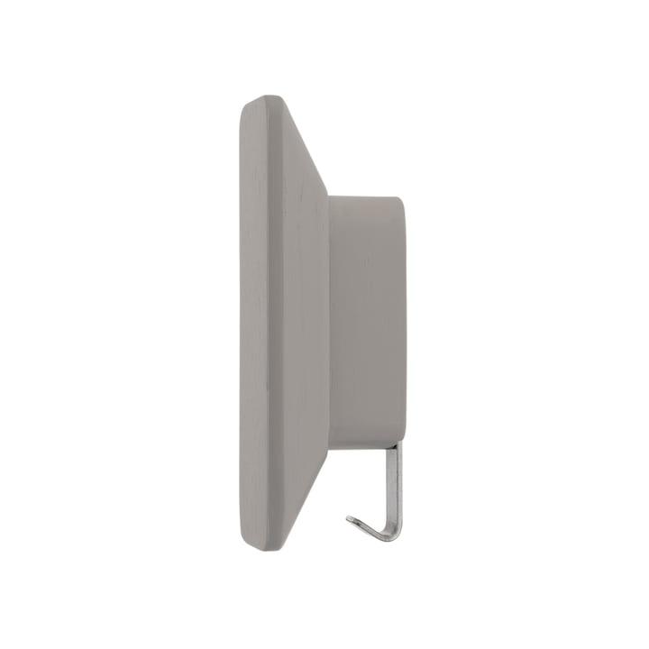 0380 Wall Hooks by Schönbuch in Stone Grey