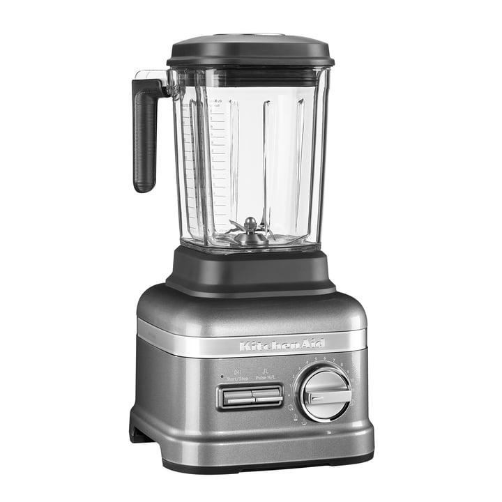KitchenAid - Artisan Power Plus Blender, Silver Medallion