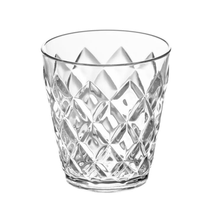 Koziol - Crystal Cup, 0.2 l / clear
