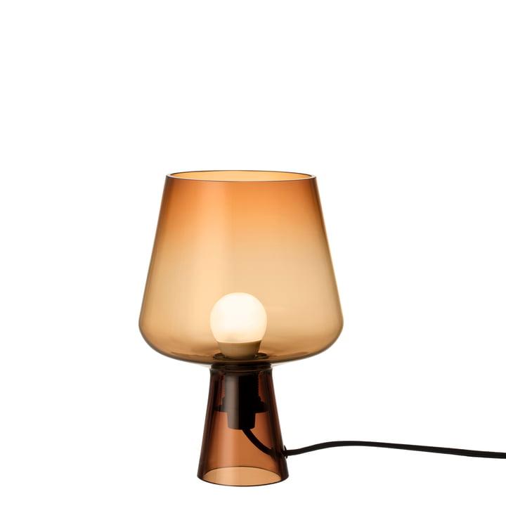 The Iittala - Leimu lamp, Ø 16,5 x H 24 cm, copper