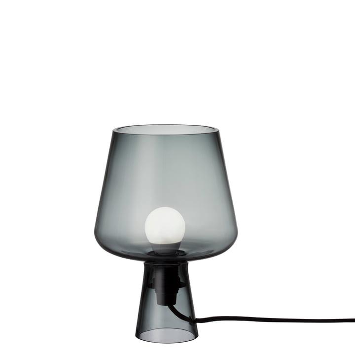 The Iittala - Leimu lamp, Ø 16,5 x H 24 cm, grey