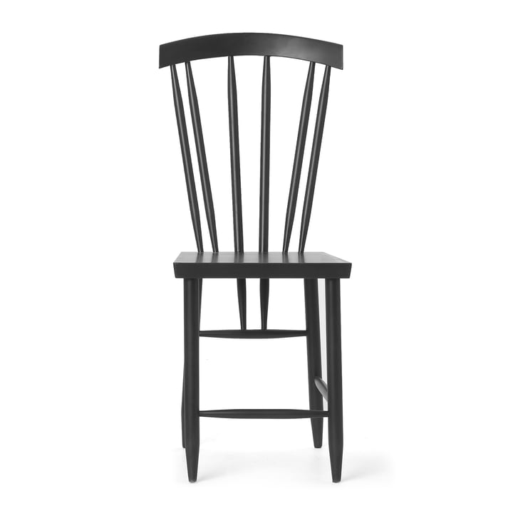 Design House Stockholm - Family Chair No. 3, black