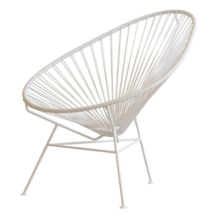 Acapulco Design - Acapulco Classic Chair, white / white
