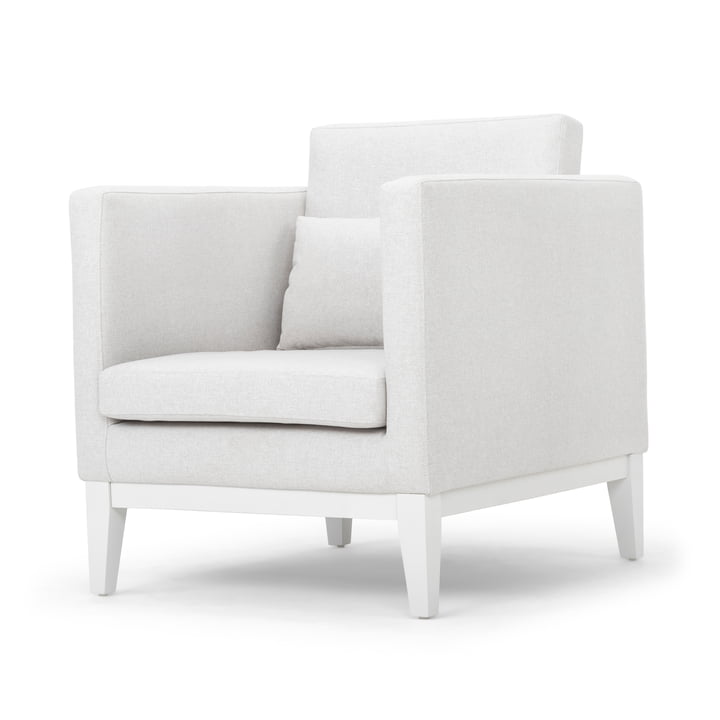 The Design House Stockholm - Day Dream Armchair in Light Grey