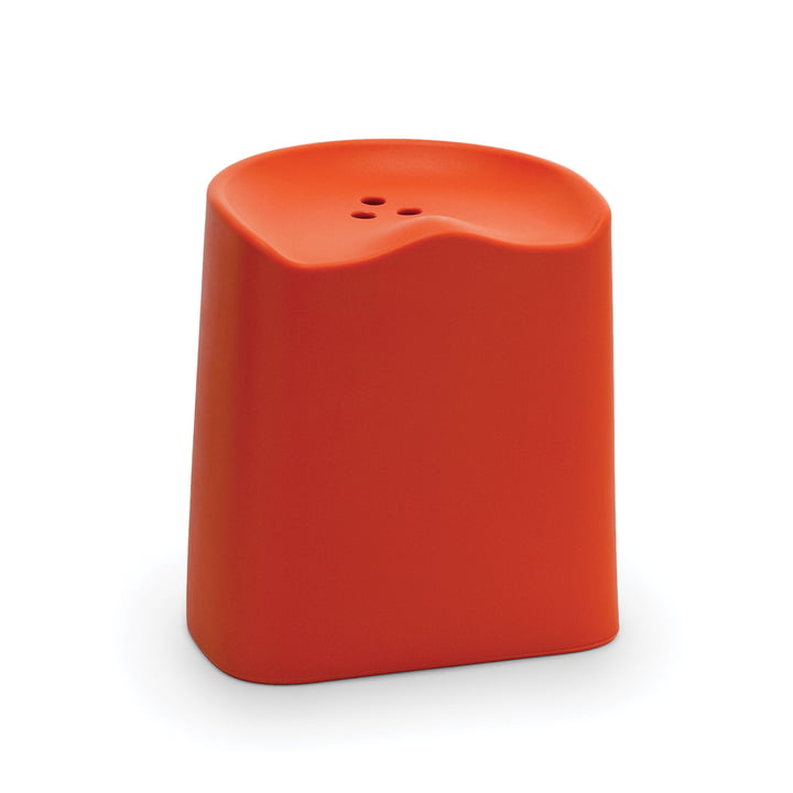 Established & Sons - Butt Stool in Orange
