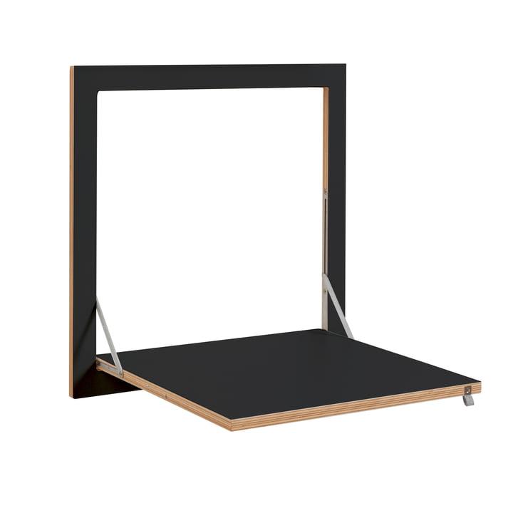 Ambivalenz - Fläpps Kittchen Table, black