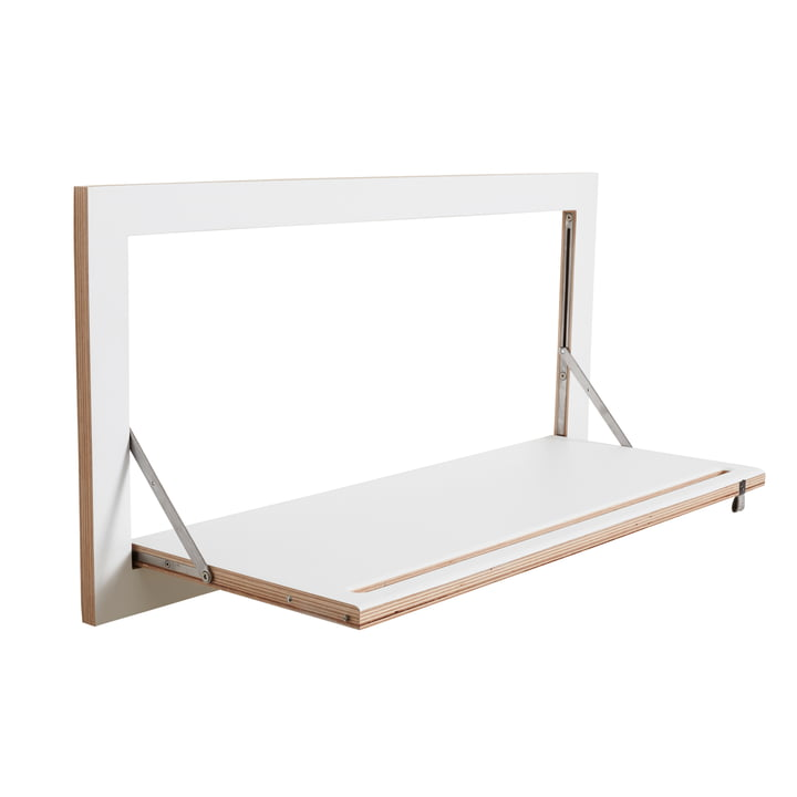 Ambivalenz - Fläpps Clothes Rail, white
