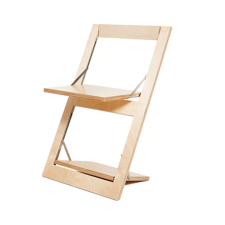 Ambivalenz - Fläpps Folding Chair, birch