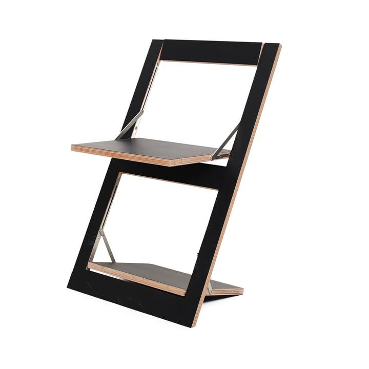 Ambivalenz - Fläpps Folding Chair, black