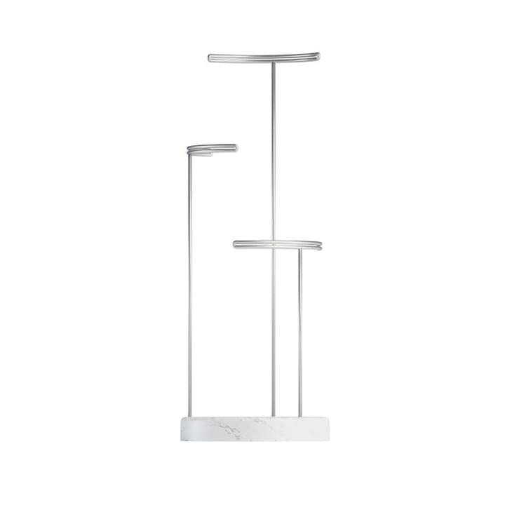 Umbra - Tesora Jewellery stand, white marble