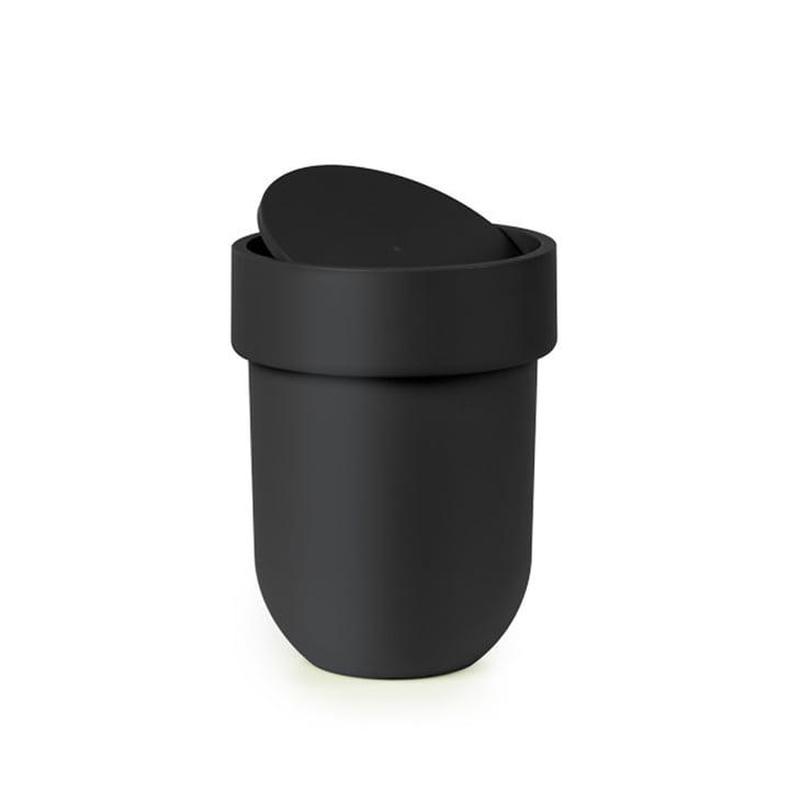 Umbra - Touch Waste bin, black