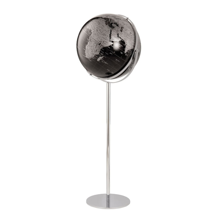 emform - Floor Globe Apollo, black