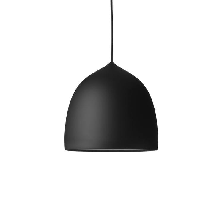 The Fritz Hansen - Suspence pendant lamp P1, black matt