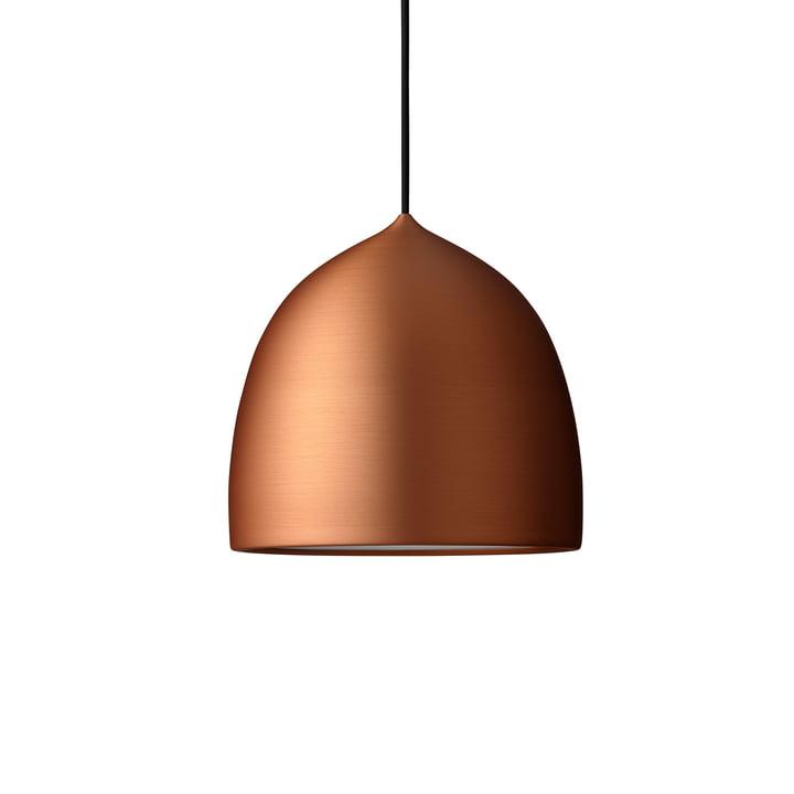 The Fritz Hansen - Suspence pendant lamp P1, copper