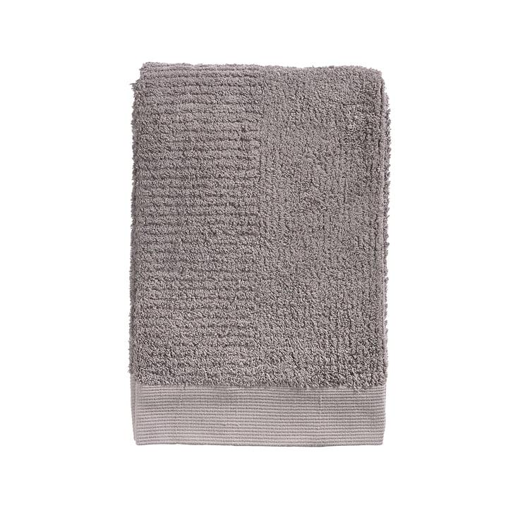 The Zone Denmark - Classic towel, 100 x 50 cm, gull gray