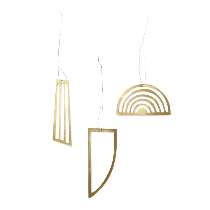 ferm Living - Christmas Tree Ornaments