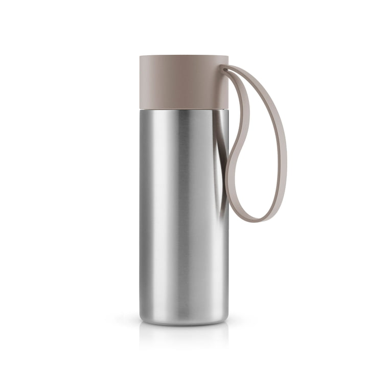 To Go Thermo cup 0.35 l from Eva Solo in warm grey