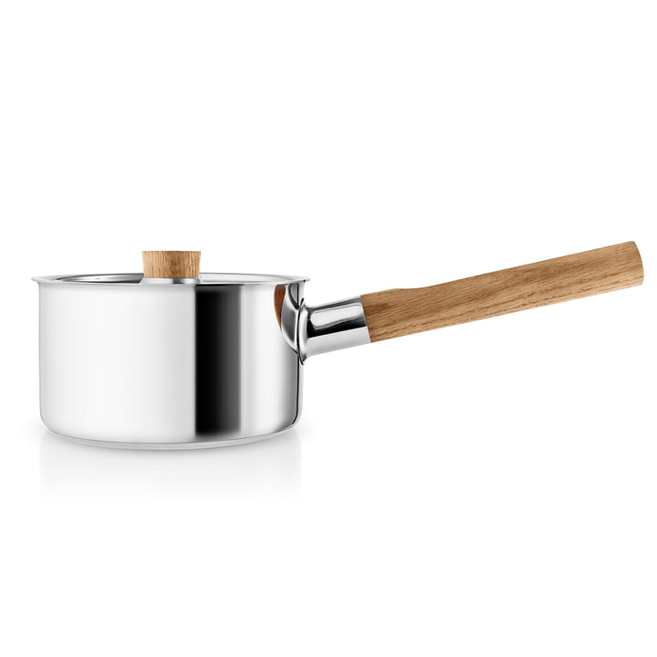 Nordic Kitchen casserole 1. 5 l from Eva Solo in stainless steel / oak