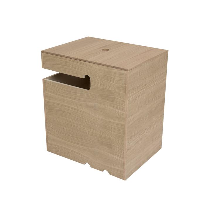 kommod - Bokk's box, oak