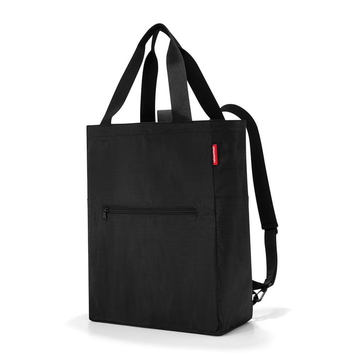 reisenthel - Mini Maxi 2-in-1 Bag and Backpack, black