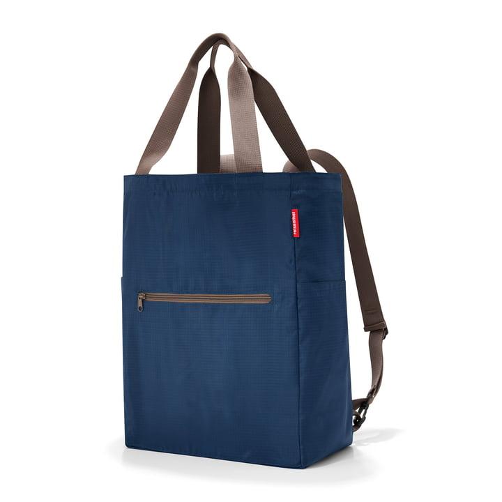 reisenthel - Mini Maxi 2-in-1 Bag and Backpack, dark blue