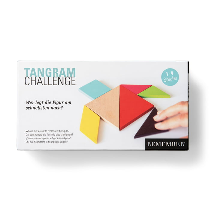 Remember - Tangram Challenge