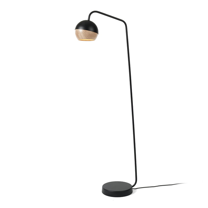Mater - Ray Floor Lamp, black