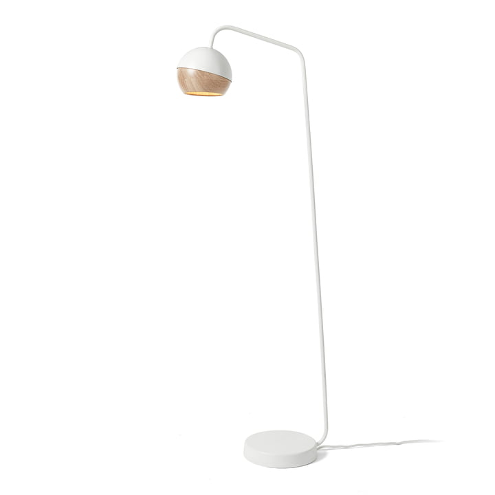 Mater - Ray Floor Lamp, white