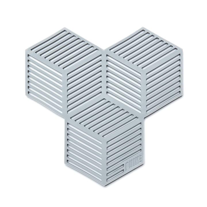 Sico Coaster (set of 4), grey from Puik