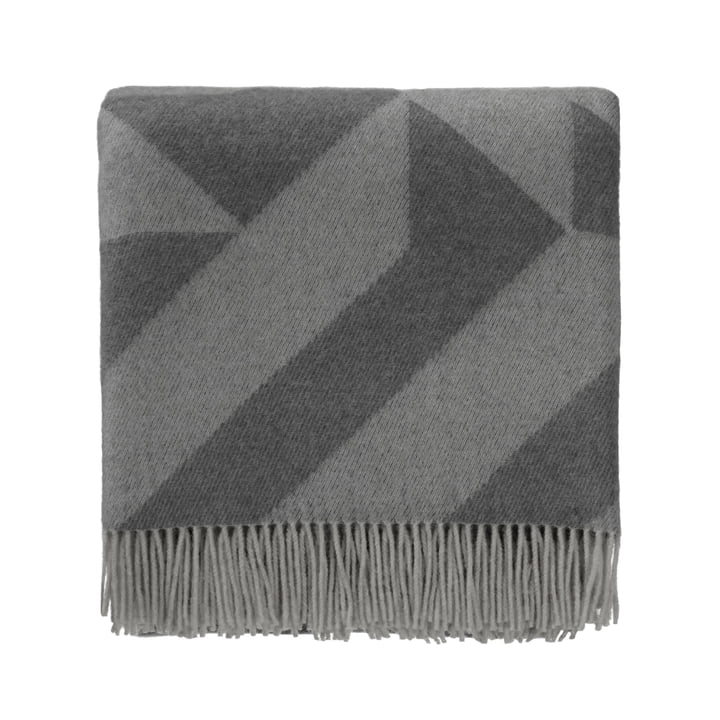 Connox Collection - Urbanara x Connox, Farum blanket, anthracite