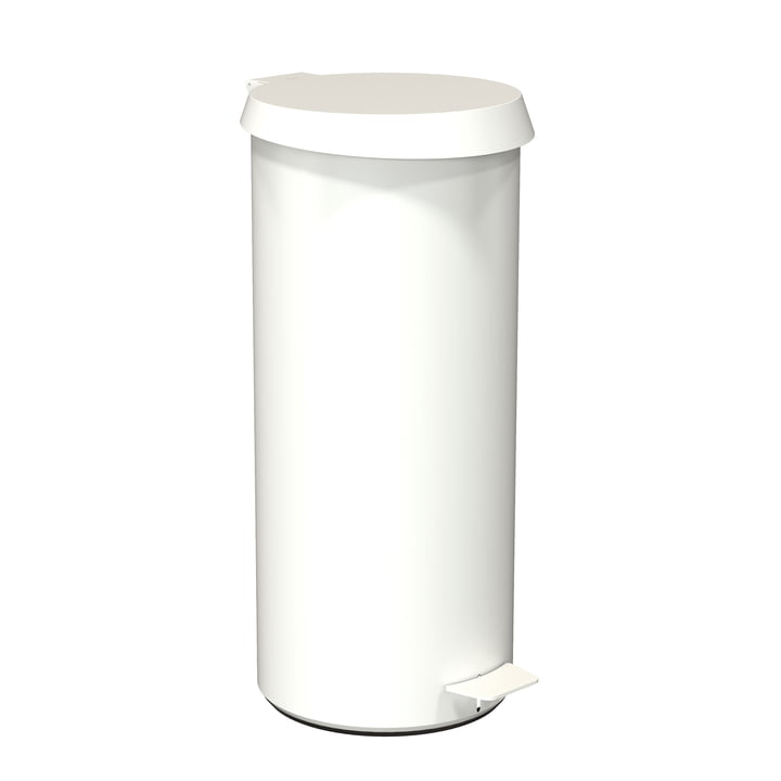 Pedal bucket 550 in White from Frost