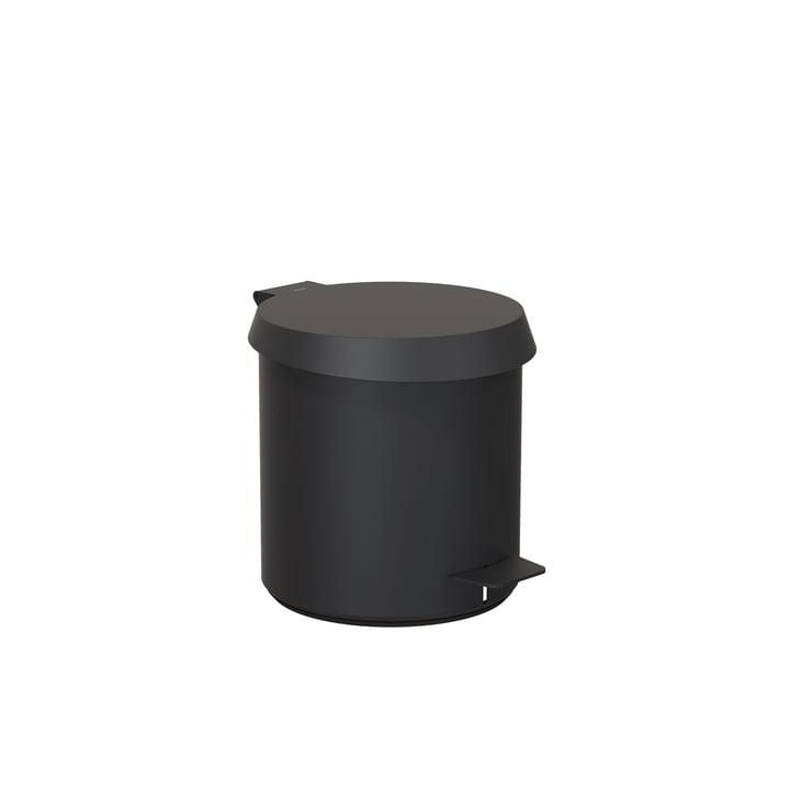 Pedal Bin 250 by Frost in Black