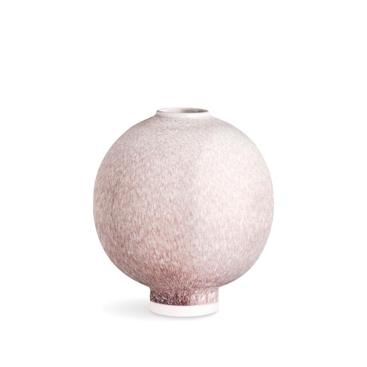 The Kähler Design - Unico Vase H 12,5 cm, rose