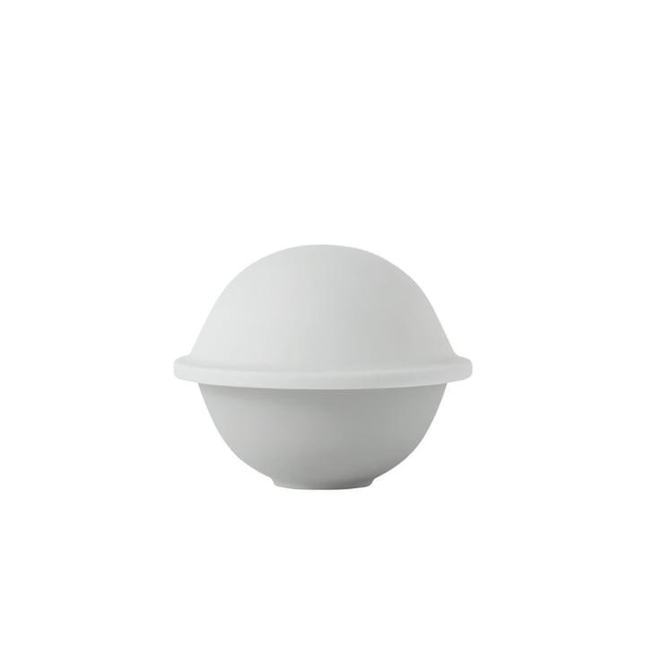 Chapeau Bonbonniere Ø 12 cm in white from Lyngby Porcelæn