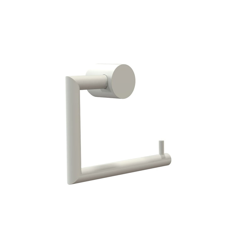 Nova 2 Toilet Roll Holder by Frost in Gold
