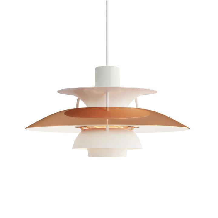 PH 5 Mini - Pendant lamp, copper (anniversary edition 2018) by Louis Poulsen