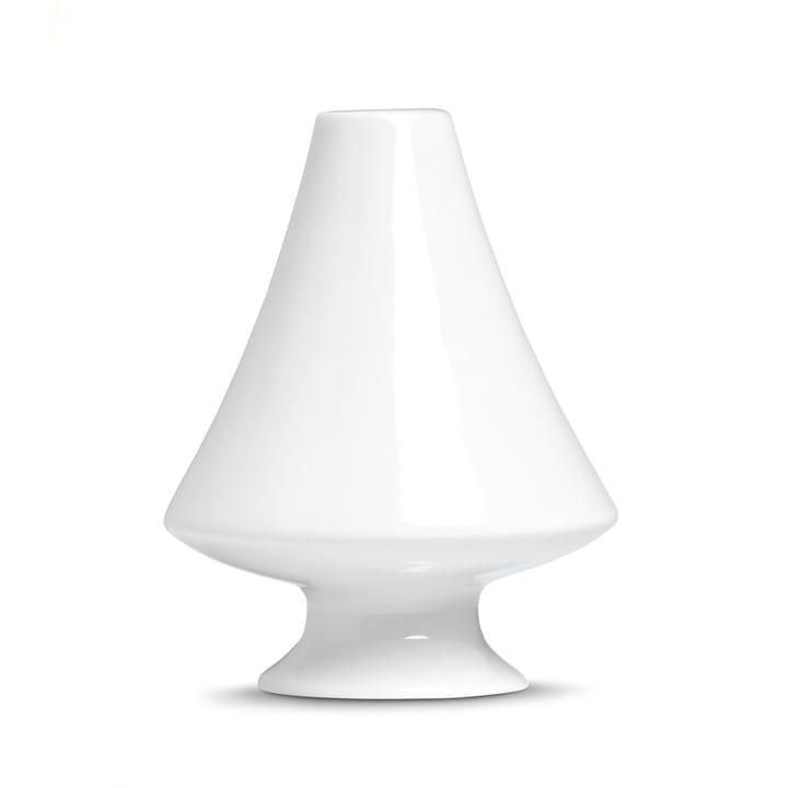 Avvento candleholder, H 10,5 cm in white by Kähler Design