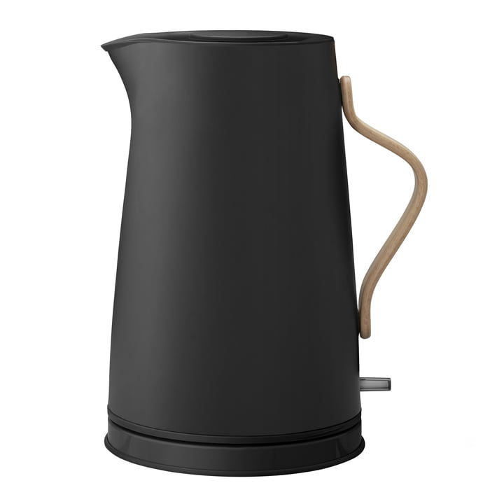 Emma electric kettle 1,2 l from Stelton in matt black