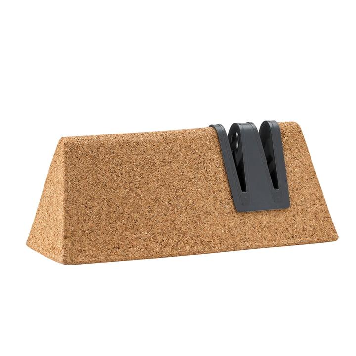 Slide-It Knife sharpener from Rig-Tig by Stelton made of cork