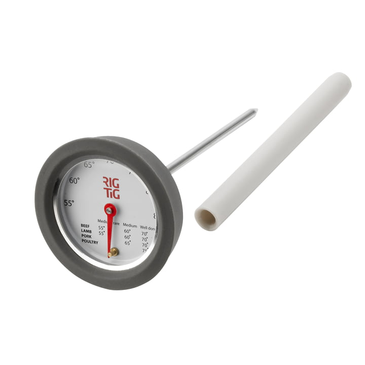 Nail-It Meat thermometer from Rig-Tig by Stelton