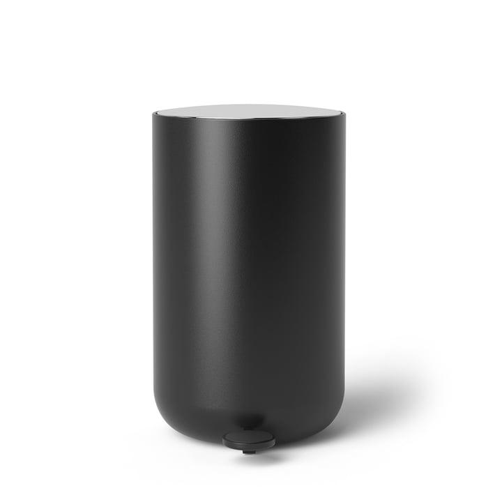 Pedal waste bin 11 l from Menu in black